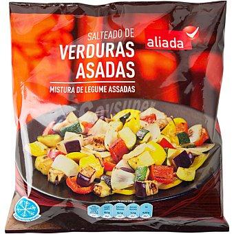 Aliada Salteado de verduras asadas Bolsa 400 g