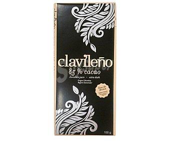Clavileño Chocolate negro 85% 100 g
