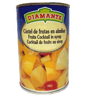 Diamante Coctel fruta en almíbar 240 g