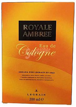 Royale Ambree Eau toilette unisex Botella de 200 cc