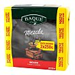 Café molido mezcla Pack de 2x250 g Baqué