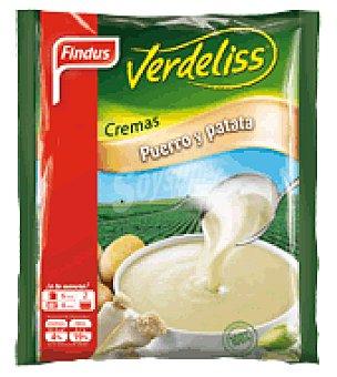 Findus Crema de puerros con patatas Verdeliss 450 g