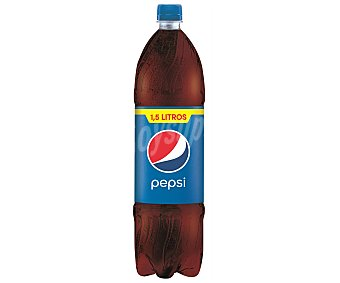 Pepsi Refresco de Cola 1,5L