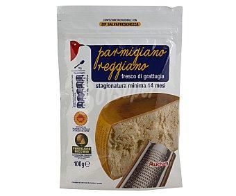 Auchan Queso rallado parmigiano 100 gramos