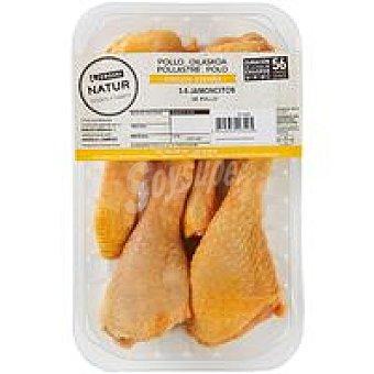 Eroski Natur Jamoncitos de pollo Eroski 3-5 unid