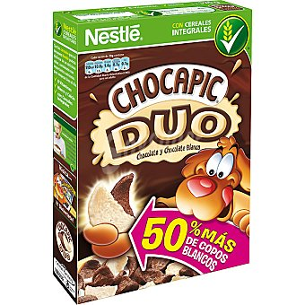 Chocapic Nestlé Cereales duo 325 GRS