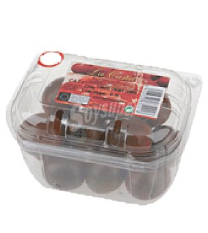 Tomate cherry cebra Tarrina de 200 g