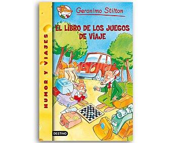 INFANTIL Geronimo Stilton 34, El libro de los juegos de viaje, vv.aa, género: infantil, editorial: Destino. Descuento ya incluido en pvp. PVP anterior: 34: El libro de.