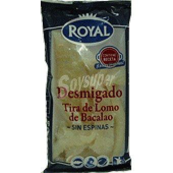 Royal Bacalao extra desmigad 100 GRS