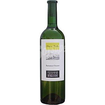 BLANCAS NOBLES Barranco Oscuro Vino blanco multivarietal Andalucía Botella 75 cl