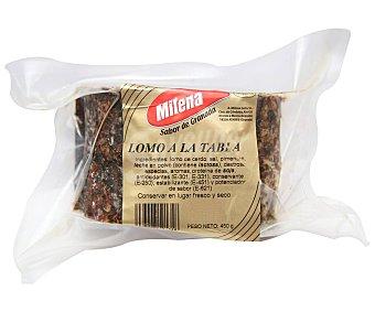 Milena León Lomo a la tabla en tacos 450 g