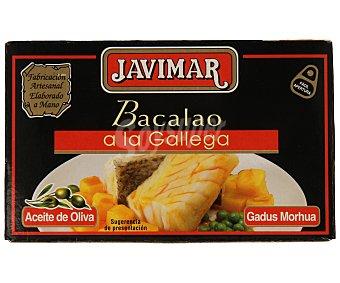 Javimar Bacalao a la gallega 75 gramos
