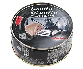 Auchan Bonito del norte en aceite de oliva Lata de 190 grs