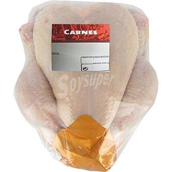 Pollo limpio entero para asar peso bandeja 1,8 kg aproximadamente 1,8 Kg Bandeja 1 unidad