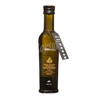 Valderrama Aceite de Oliva Extra Arbequina Ahumado Botella cristal 250 ml