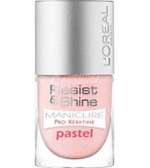 L'Oréal Laca de uñas resis&shine pas 104 1 ud