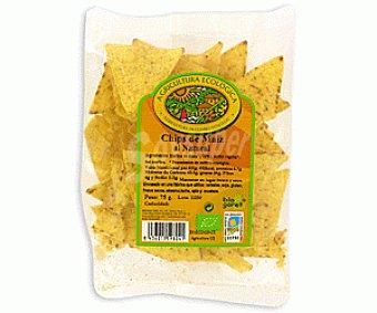 Biogoret Chips de Maiz Natural Ecológico 75g