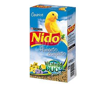 Nido Purina Alimento para canarios Vitalnid Estuche 400 g