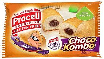 Proceli Choco Kombo sin Gluten  80 gr
