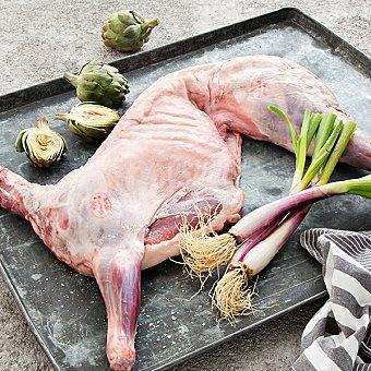 Medio cordero peso aproximado pieza Pieza 4.5 kg