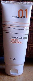 Deliplus Crema corporal anticelulitico Nº 01 Tubo 200 cc
