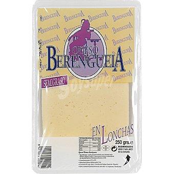 Berenguela Queso en lonchas especial régimen Envase 250 g