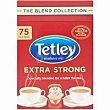 Tea extra Strong Softpack 75 u Tetley