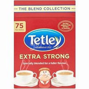 Tetley Tea extra Strong Softpack Caja 234 g
