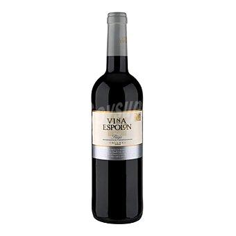 Viña Espolón Vino D.O. Rioja tinto crianza - Exclusivo Carrefour 75 cl