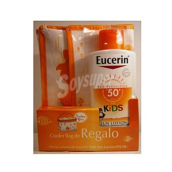 Eucerin Pack spray solar infantil FP 50+ Kids 400 ml