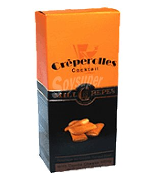 Creperolles Mini crepes con nueces 125 g