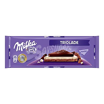 Milka Chocolate triolade Tableta 300 gr