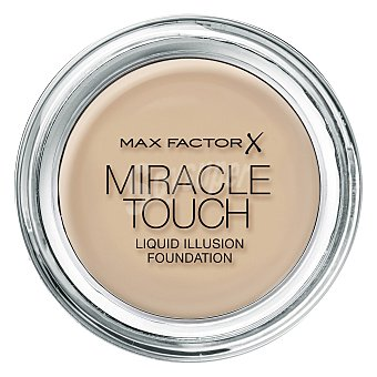 Max Factor Maquillaje miracle touch 45 warm almo 1 ud