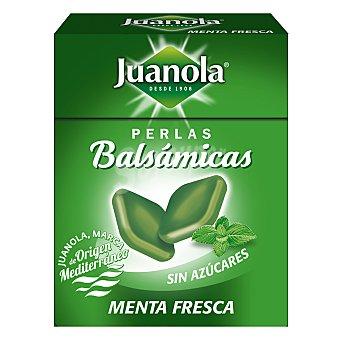 JUANOLA Perlas balsámicas de menta 25 g
