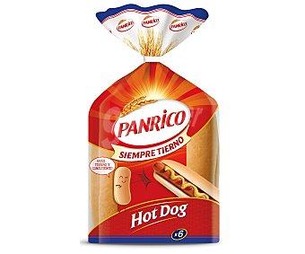 BROOK´S AMERICAN Pan para perritos 6 unidades 330 gramos