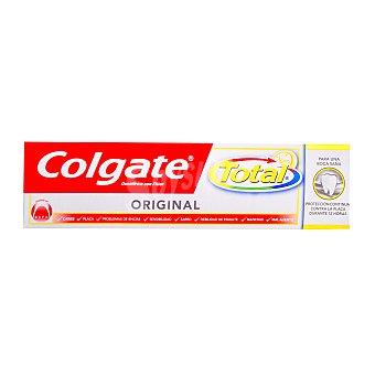 Colgate Total Dentífrico Original cuidado total  Tubo 75 ml