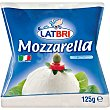 Mozzarella fresca Bolsa 125 g Lat Bri