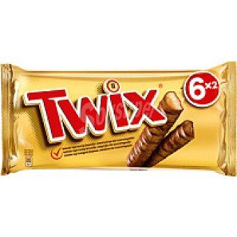 Twix Chocolatina 6 unid