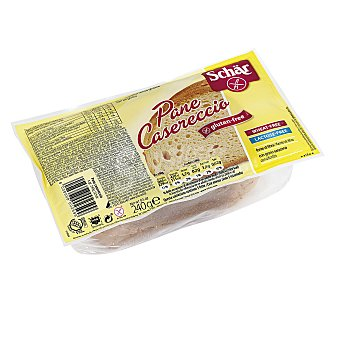 Schär pan casero sin gluten Envase 240 g