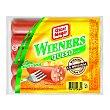 Salchichas cocidas de cerdo y pollo con queso fundido y sabor ahumado wieners 200 g Oscar Mayer
