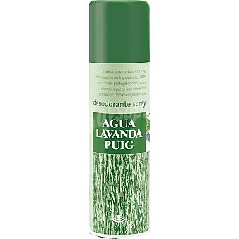 Agua Lavanda Puig Desodorante Spray 250 ml