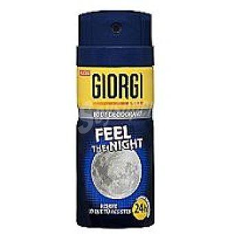 Giorgi Line Desodorante man Feel The Night Spray 150 ml
