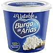 Queso Crema Untable Natural 140 g Burgo de Arias