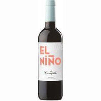 EL NIÑO DE CAMPILLO Vino Tinto Rioja Botella 75 cl
