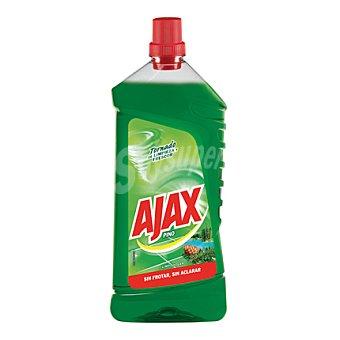 Ajax Limpiahogar pino Botella 1,25 litros