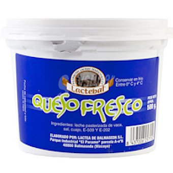 Lactebal Queso fresco Tarrina 500 g