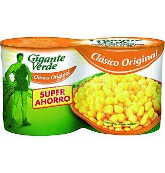 Maiz gig.verde eco bipack 140 GRS