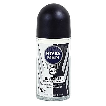 Nivea For Men Desodorante masculino invisible 50 ml