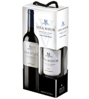 Viña Mayor Estuche vino tinto roble D.O Ribera del Duero pack de 2x75 cl