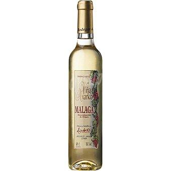VIÑA AXARKIA Vino dulce moscatel D.O. Málaga botella 50 cl botella 50 cl